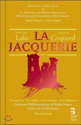 Veronique Gens / Patrick Davin 에두아르 랄로-아르튀르 코카르: 오페라 '라 자크리' (Edouard Lalo-Arthur Coquard: La Jacquerie) 베로니크 장, 파트릭 다뱅