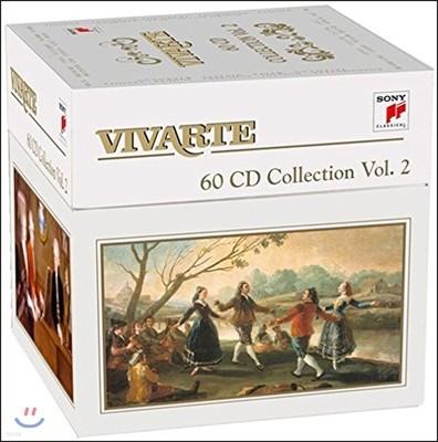 고음악의 보석 비바르테 60CD 컬렉션 박스세트 2집 (Vivarte 60CD Collection Vol.2)