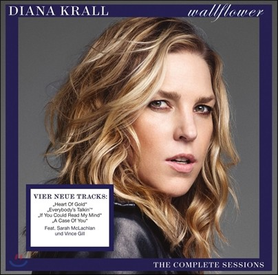 Diana Krall (다이애나 크롤) - Wallflower [The Complete Sessions Version]