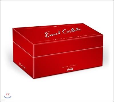 Emil Gilels 에밀 길렐스 탄생 100주년 기념 에디션 50CD 박스세트 (The 100th Anniversary Edition)