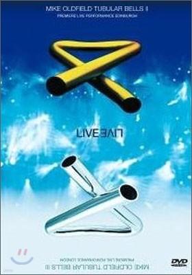 Mike Oldfield - Tubular Bells 2 & 3 Live