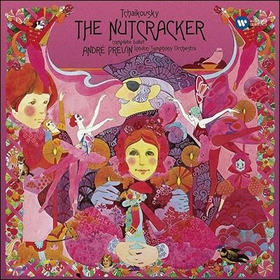 Andre Previn 차이코프스키: 호두까기 인형 발레 전곡 - 앙드레 프레빈 (Tchaikovsky: Nutcracker Complete Ballet) [2LP]