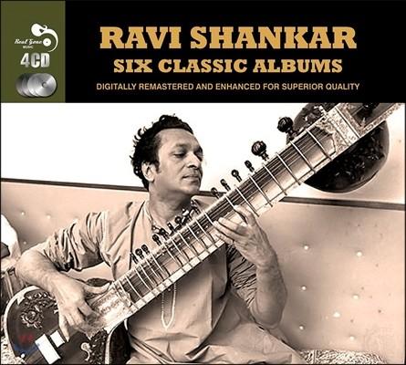 Ravi Shankar (라비 샹카) - 6 Classic Albums