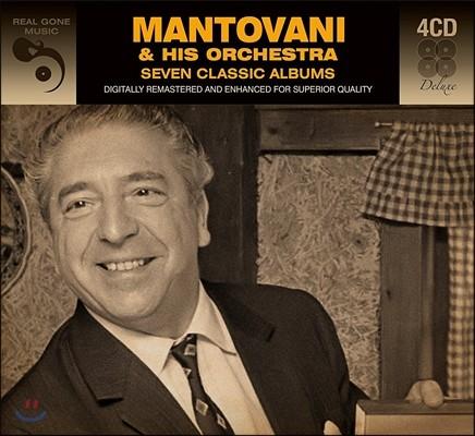 Mantovani & His Orchestra (만토바니 & 히즈 오케스트라) - 7 Classic Albums