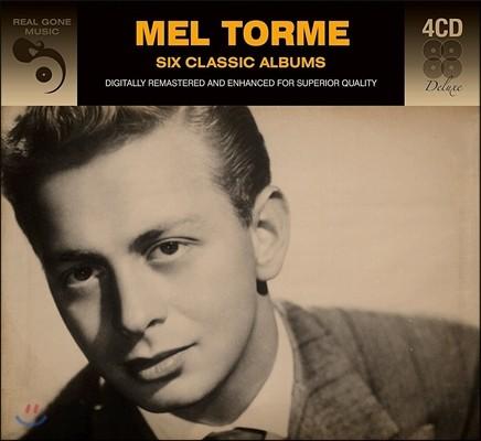 Mel Torme (멜 토메) - 6 Classic Albums