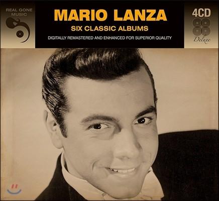Mario Lanza (마리오 란자) - 6 Classic Albums