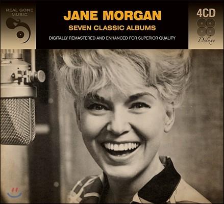 Jane Morgan (제인 모간) - 7 Classic Albums