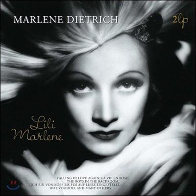 Marlene Dietrich (마를레네 디트리히) - Lili Marlene (릴리 마를렌) [2LP]
