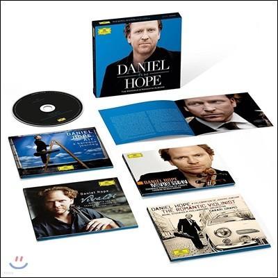 Daniel Hope 다니엘 호프 - 바로크, 로맨틱 앨범 합본 (It's Me - The Baroque & Romantic Albums)