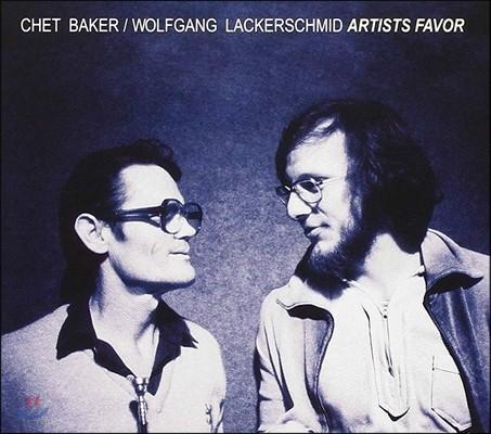 Chet Baker & Wolfgang Lackerschmid (쳇 베이커, 볼프강 라케르슈미트) - Artists Favor