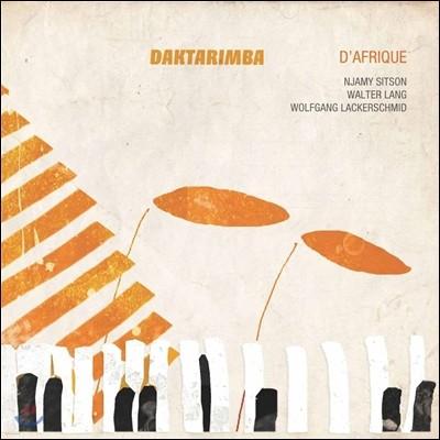 Daktarimba (닥타림바) - D'Afrique