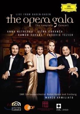 Anna Netrebko / Elina Garanca 오페라 갈라 : 바덴-바덴 라이브 - 네트레브코, 가란치카, 바르가스 (The Opera Gala - Live from Baden-Baden)