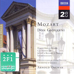 Mozart : Don Giovanni : Drottningholm Court Theatre OrchestraㆍOstman