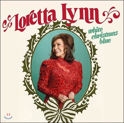 Loretta Lynn (로레타 린) - White Christmas Blue