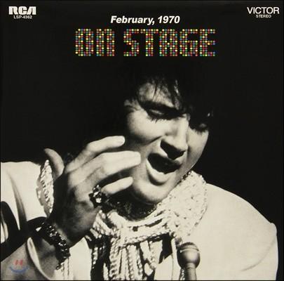 Elvis Presley (엘비스 프레슬리) - On Stage