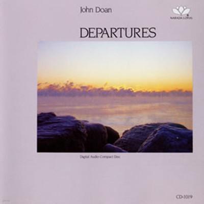 John Doan - Departures 존 도안 데뷔 앨범
