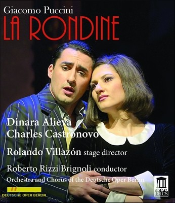 Dinara Alieva / Charles Castronovo 푸치니: 제비 (Puccini: La Rondine) 디나라 알리에바, 찰스 카스트로노보, 롤란도 빌라존(Rolando Villazon) 무대연출