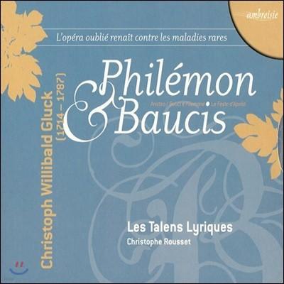 Christophe Rousset 크리스토프 빌리발트 글룩: 필레몬과 바우키스 (Christoph Willibald Gluck: Philemon, Baucis)