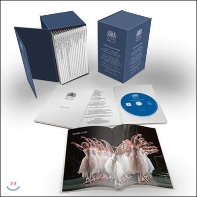 로열 발레단 디럭스 스페셜박스 (The Royal Ballet: The Collection) [15 블루레이]