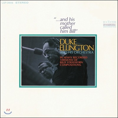 Duke Ellington (듀크 엘링턴) - ...And His Mother Called Him Bill