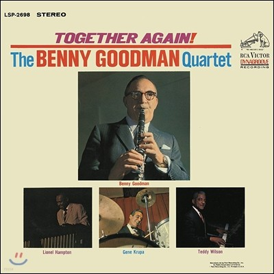 Benny Goodman Quartet (베니 굿맨 콰르텟) - Together Again