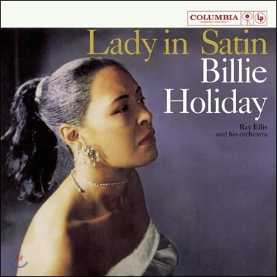 Billie Holiday (빌리 홀리데이) - Lady In Satin