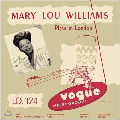 Mary Lou Williams (메리 루 윌리엄스) - Plays In London