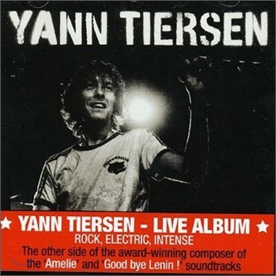 Yann Tiersen - On Tour