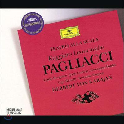 Herbert von Karajan 루제로 레온카발로: 팔리아치 (Ruggero Leoncavallo: Pagliacci)