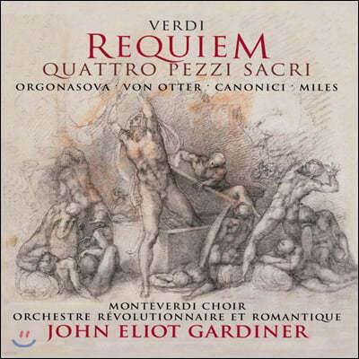 John Eliot Gardiner 베르디: 레퀴엠, 네 개의 성가곡 (Verdi: Requiem, Quattro Pezzi Sacri)