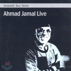 Immortal Jazz Series - Ahmad Jamal Live