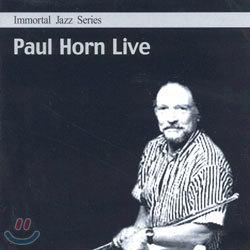 Immortal Jazz Series - Paul Horn Live