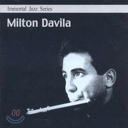 Immortal Jazz Series - Milton Davila