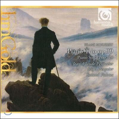 Jean-Claude Pennetier 슈베르트: 피아노 삼중주 1번, 피아노 소나타 13번