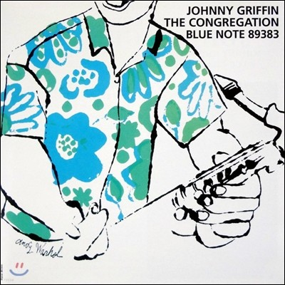 Johnny Griffin (조니 그리핀) - The Congregation [LP]