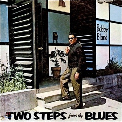 Bobby Blue Bland (바비 블루 블랜드) - Two Steps From The Blues [LP]