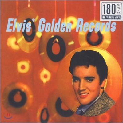 Elvis Presley (엘비스 프레슬리) - Elvis Golden Records [LP]