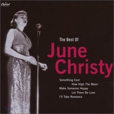 June Christy - Best Of June Christy