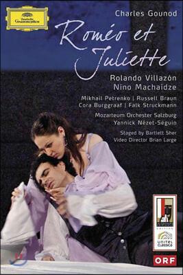 Rolando Villazon 구노 : 로미오와 줄리엣 (Gounod : Romeo et Juliette)