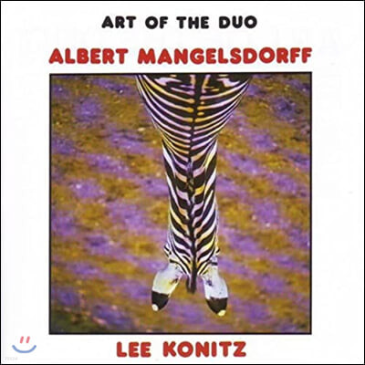 Albert Mangelsdorff & Lee Konitz - Art Of The Duo