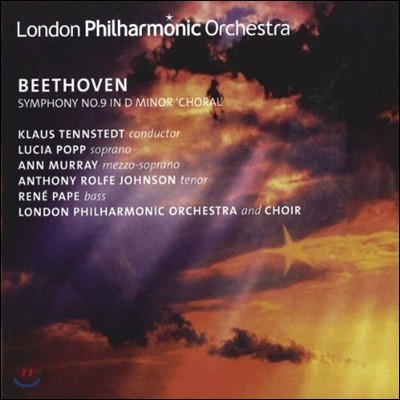 Klaus Tennstedt 베토벤 : 교향곡 9번 '합창' (Beethoven: Symphony No. 9 in D minor, Op. 125, 'Choral')