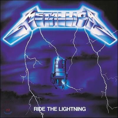 Metallica (메탈리카) - Ride The Lightning [2016 Remastered]