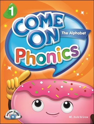 Come on Phonics Student Book 1