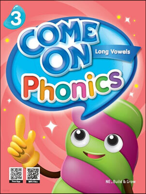 Come on Phonics Student Book 3