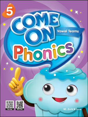 Come on Phonics Student Book 5