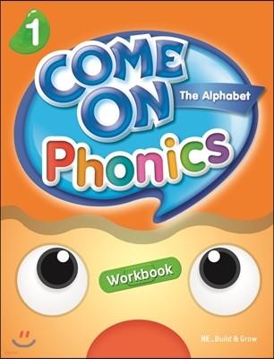 Come on Phonics Workbook 1