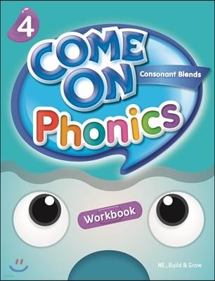 Come on Phonics Workbook 4