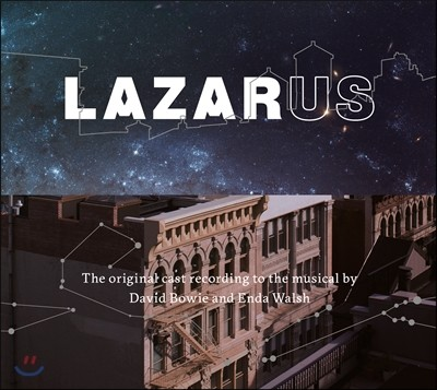 David Bowie (데이빗 보위) - 뮤지컬 라자루스 사운드트랙 (Lazarus Original Cast Recording O.S.T.)