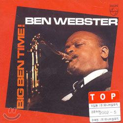 The Ben Webster Quartet - Big Ben Time