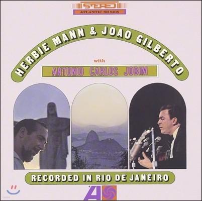 Herbie Mann, Joao Gilberto, Antonio Carlos Jobim (허비만, 주앙 질베르토, 안토니오 카를로스 조빔) - Recorded In Rio De Janeiro